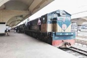 Country's train services to be suspended from this evening
