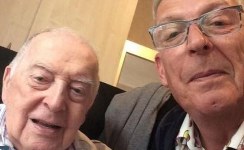 WW2 hero believed to be oldest UK person to survive coronavirus