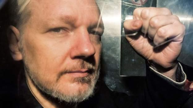 Assange coronavirus bail request denied