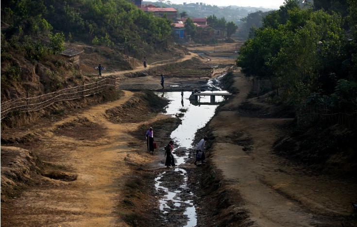 First coronavirus case confirmed near Rohingya camp in Cox's Bazar