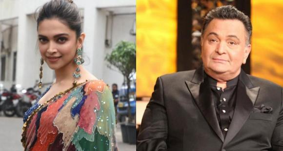 Will Rishi be replaced in Deepika's film?