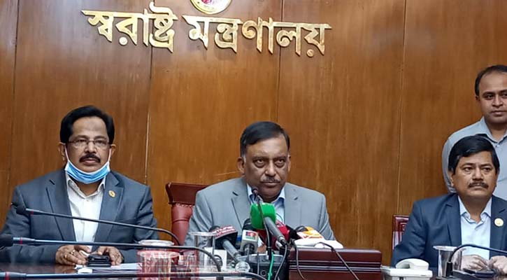All procedures completed to free Khaleda from jai shortly: Home Minister