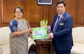 India provides assistance to Bangladesh for tackling COVID-19