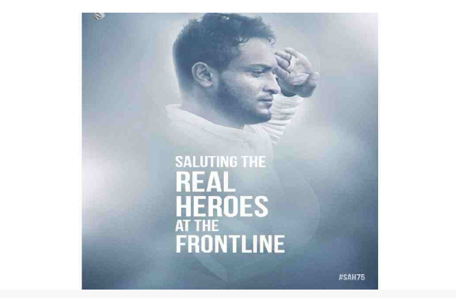 Shakib hails doctors, nurses on the frontline of coronavirus fight