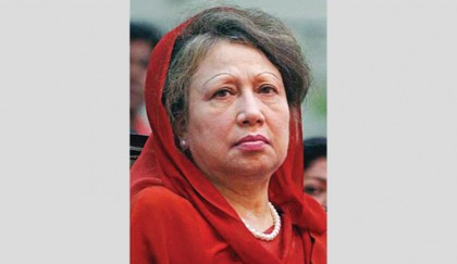 Khaleda to be freed on condition