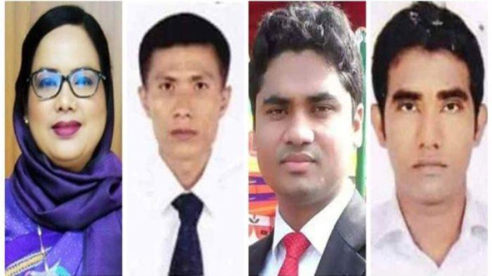 Journo Torture: Departmental case filed against Kurigram DC, 3 other officials