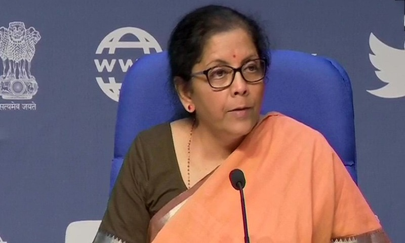 Coronavirus: Indian Finance Minister Nirmala Sitharaman announces Rs 1.7 lakh crore package for poor