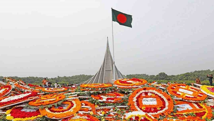 Bangladesh's 50th Independence Day today