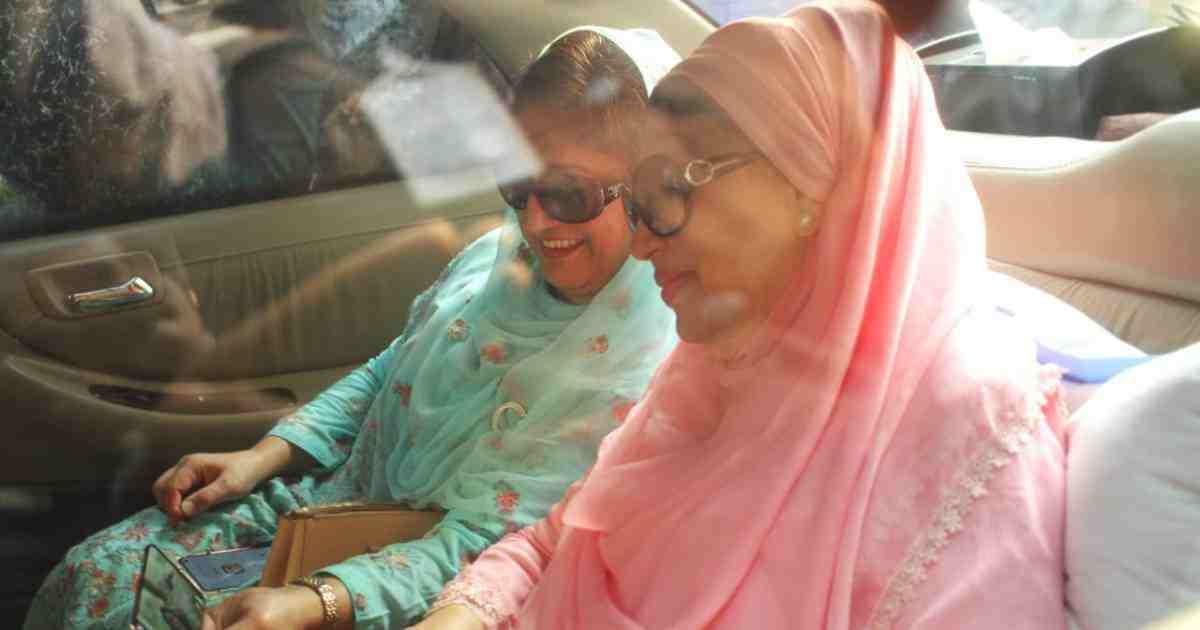 Tarique, wife Dr Zubaida coordinating Khaleda's treatment