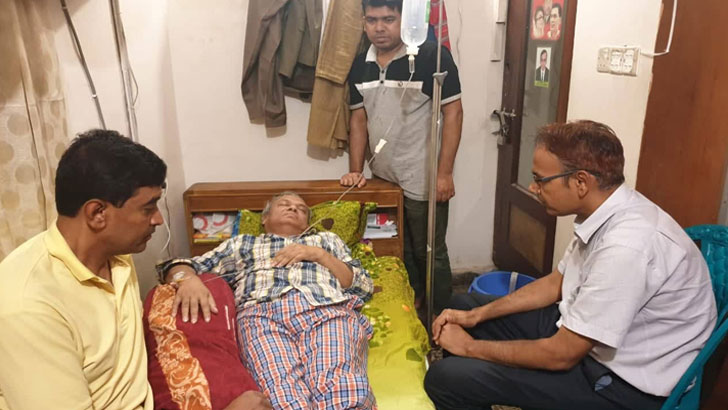 BNP leader Rizvi leaves party office after 786 days