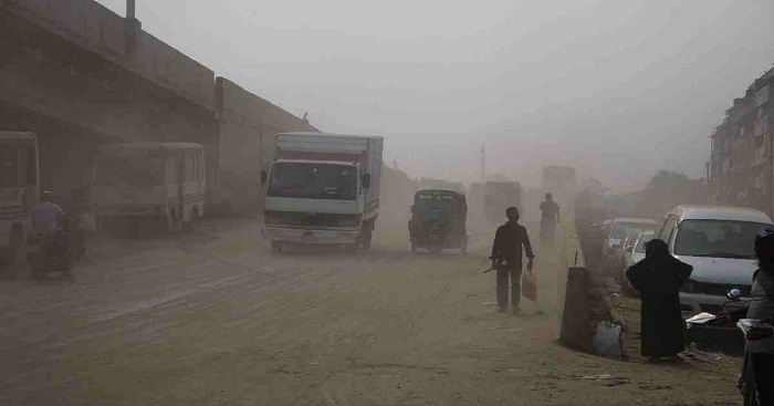 Dhaka's air still remains unhealthy