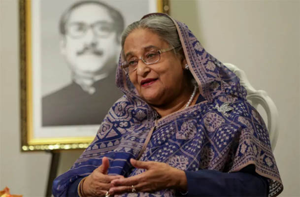 Hasina proves to be Mother of Humanity, once again!