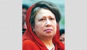 Khaleda freed