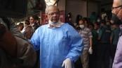 Khaleda to remain in quarantine: Fakhrul