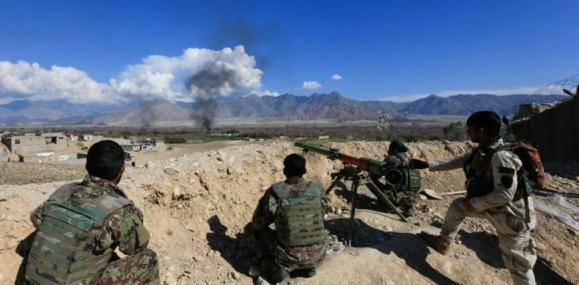 Afghan forces kill 7 militants in western Badghis province