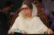Khaleda Zia in 'good mood' at Firoza