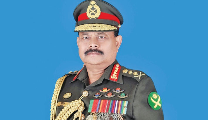 We're confident of protecting people, says Army Chief