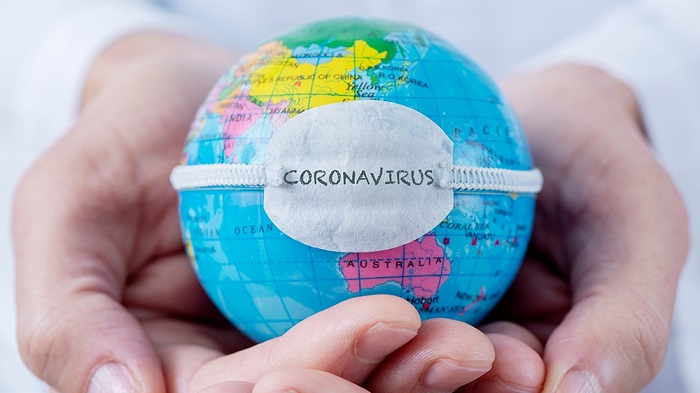 Virus infections top 600,000 worldwide, long fight ahead