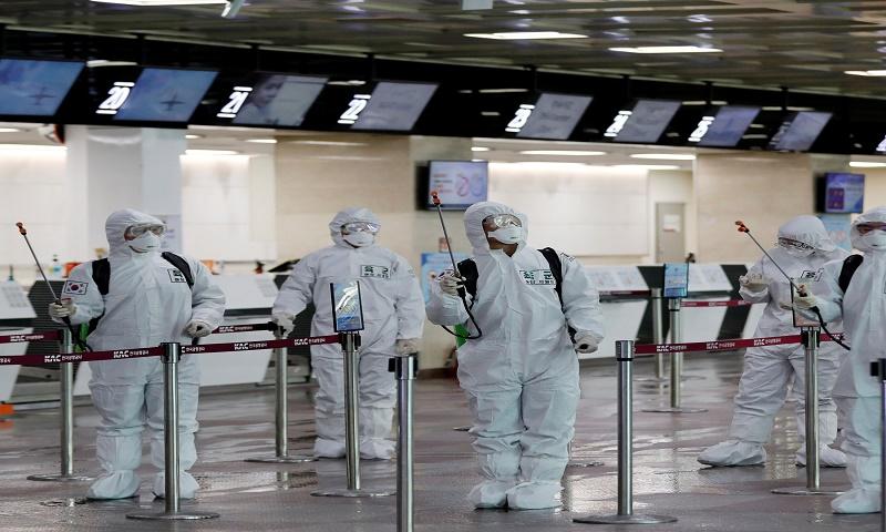 Coronavirus: Lists of affected muslim majority countries