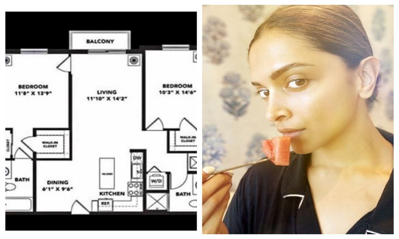 Coronavirus: Deepika shares meme about how one can go from one room to another