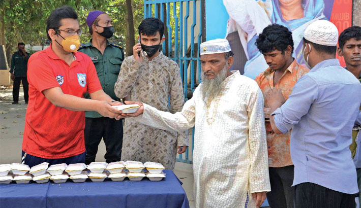 BFF launches 'feeding' program