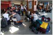 Hundreds of stranded German tourists flown out of Nepal