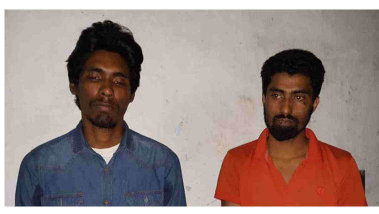 Two arrested for spreading rumour in Thakurgaon
