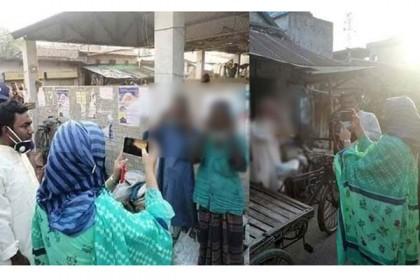 Mobile court's punishment in Monirampur sparks huge criticism