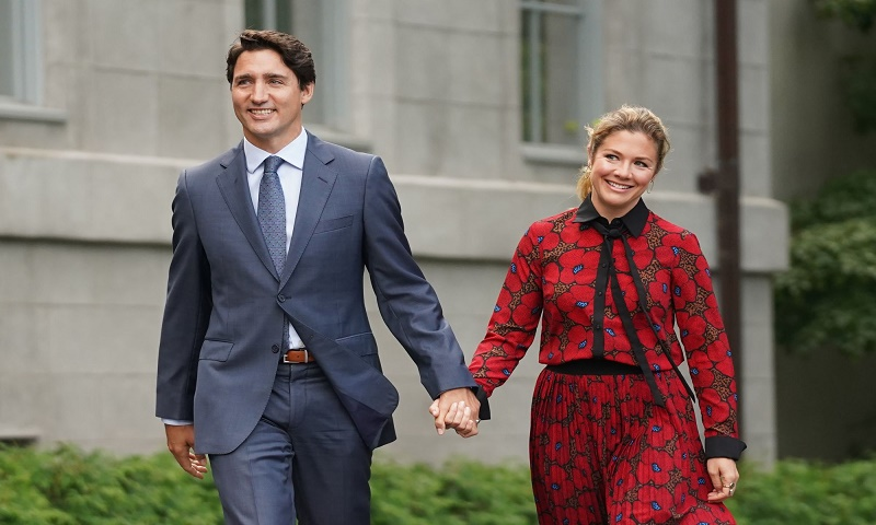 Canadian PM's wife has recovered from coronavirus illness