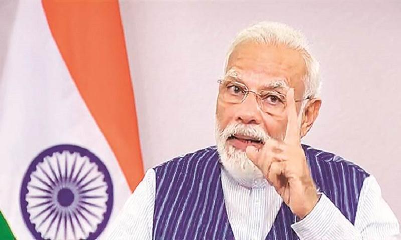 Indian PM Modi announces relief fund to fight Covid-19