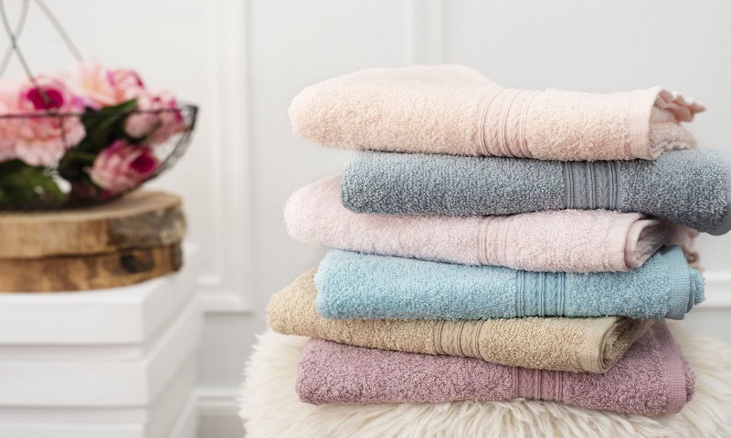 Towels can contain germs; follow these hygiene tips