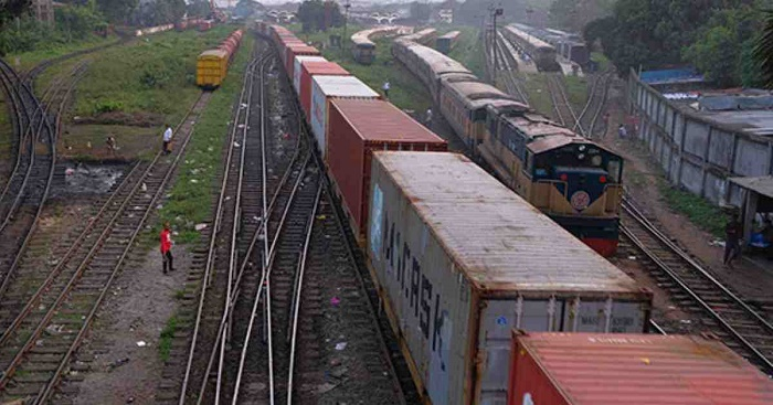 Dhaka-Chattogram freight train service suspended