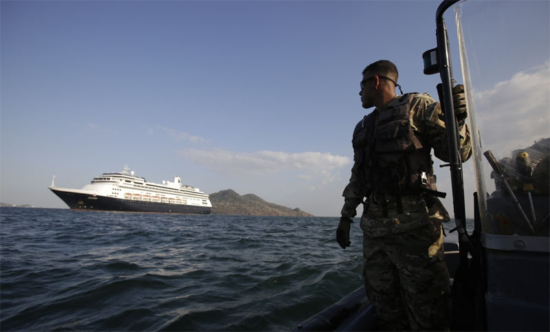 Panama to allow coronavirus-affected cruise ship to pass through canal
