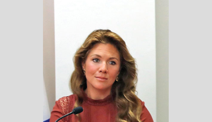 Trudeau's wife recovers from Covid-19