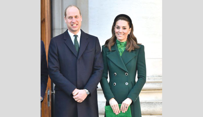 William, Kate urge mental health wellbeing over corona