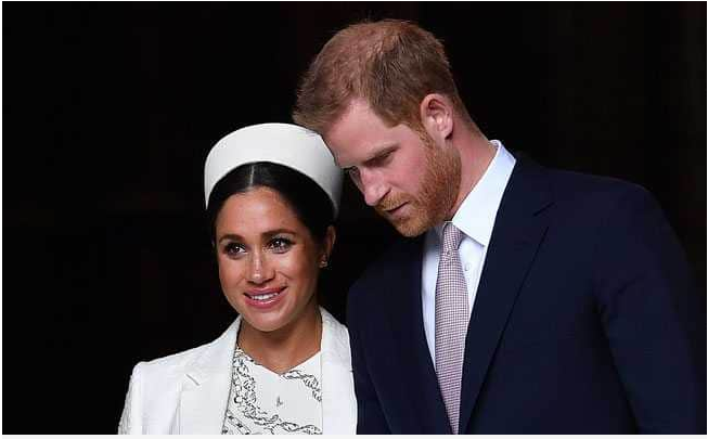 Pay for your own protection: Donald Trump to Prince Harry and Meghan