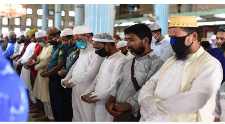Islamic Foundation issues guidelines over namaz, safety