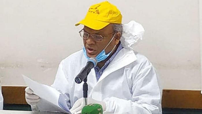 Government takes 'no test, no corona' policy: Rizvi