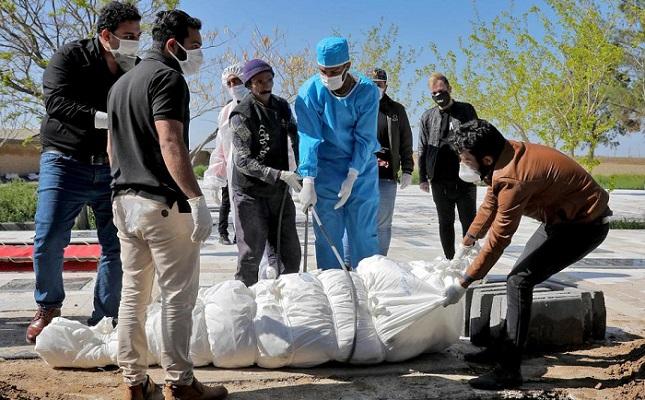 Iran virus deaths reach 2,757, infections cross 40,000