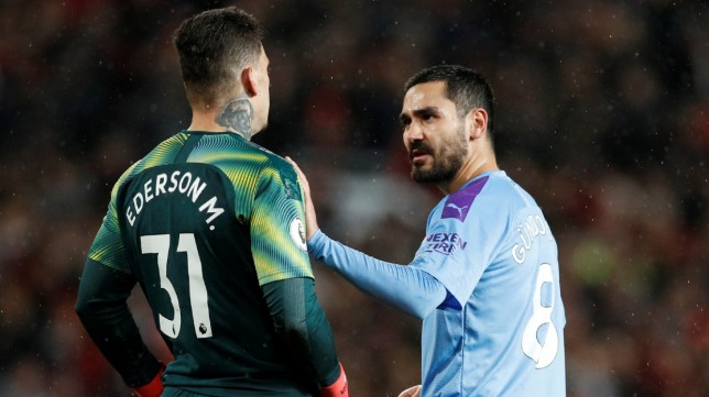 Liverpool deserve Premier League title if season cancelled - Ilkay Gundogan