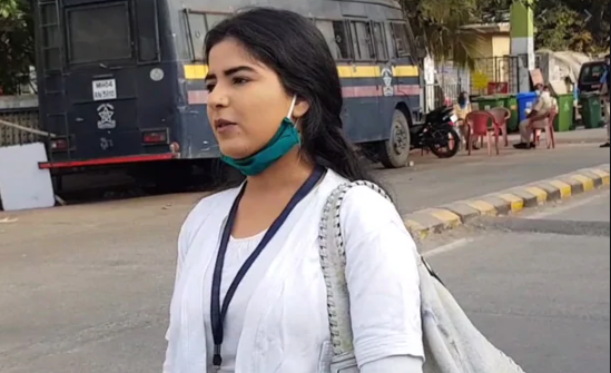 Indian actress turns nurse to fight COVID-19