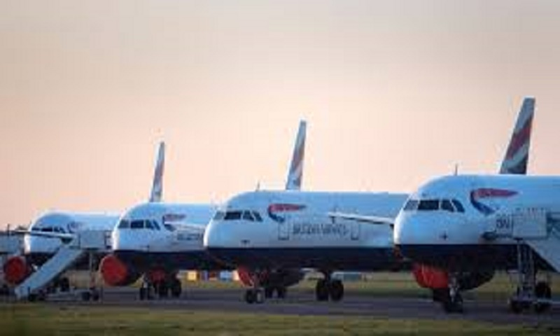 Coronavirus: Foreign Office links up with airlines to fly stranded Britons home