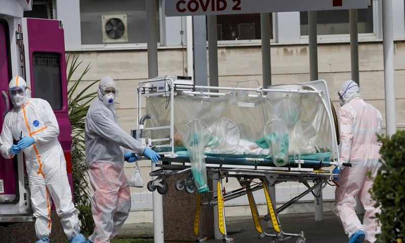 Coronavirus: Global death toll climbs to 38,100