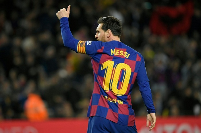 Messi confirms pay cut for Barca players, criticises board