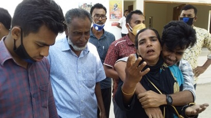 Sanu killed for not paying bribe, alleges family