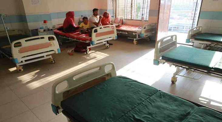 Youth dies from fever in Narail