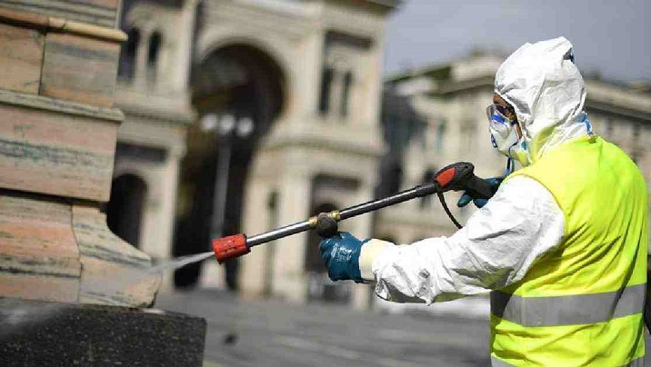 Coronavirus claims over 12,000 lives in Italy