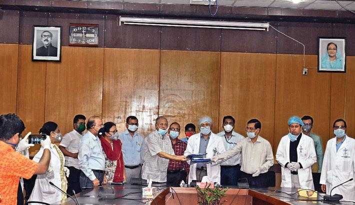 BSMMU will start conducting coronavirus test