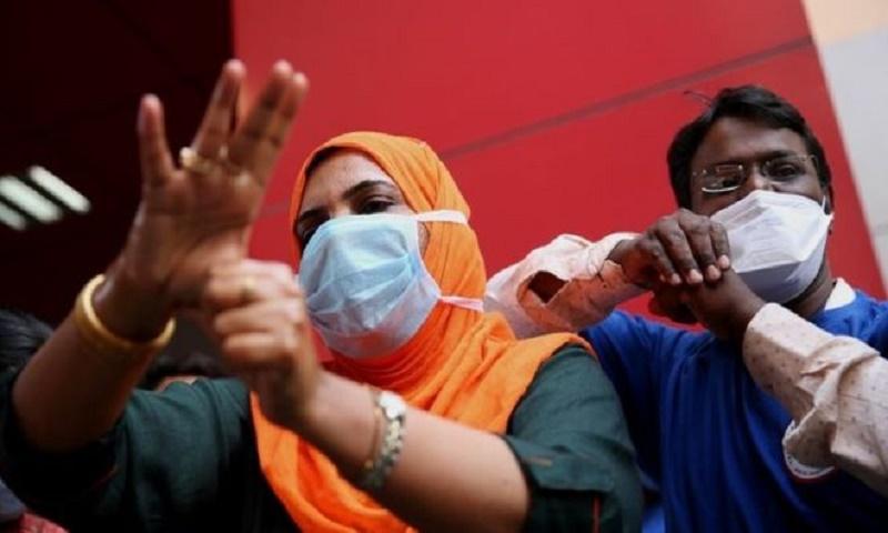Coronavirus: 'Greatest test since World War Two', says UN chief