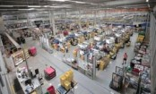 Amazon workers strike over virus protection